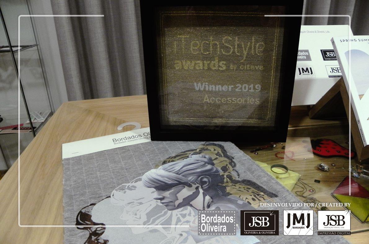 Acessório vencedor do iTechStyle Award